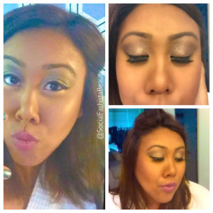 Anniversary Glam - Make Up Look - Social Fashionista Beauty