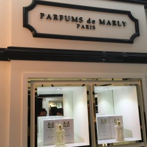 PARFUM DE MARLY MEATPACKING DISTRICT BOUTIQUE OPENING