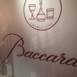 BACCARAT POP UP SHOP X TOWN & COUNTRY HOLIDAY EVENT
