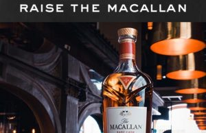 Raise The Macallan