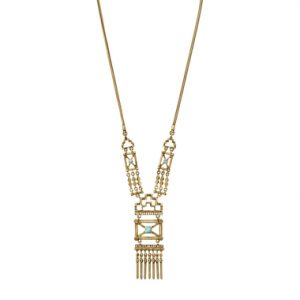 Stepwells Convertilbe Statement Necklace