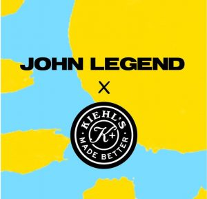 John Legend X Kiehls Made Better