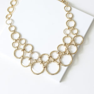 at_380-4Anniversary Gold Statement Necklace